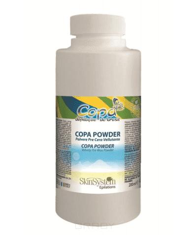 Copa, Пудра для использования перед депиляцией линии «СОРА» copa смола горячая для бразильской эпиляции copa в банке 400 мл