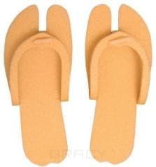 Igrobeauty, Тапочки вьетнамки пенополиэтилен 4 мм, НПЭ, 25 пар (6 цветов) ОранжевыеАксессуары для маникюра и педикюра<br><br>