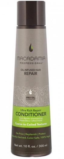 Купить Macadamia Natural Oil, Кондиционер восстанавливающий для жестких волос Ultra Rich Repair Conditioner, 300 мл