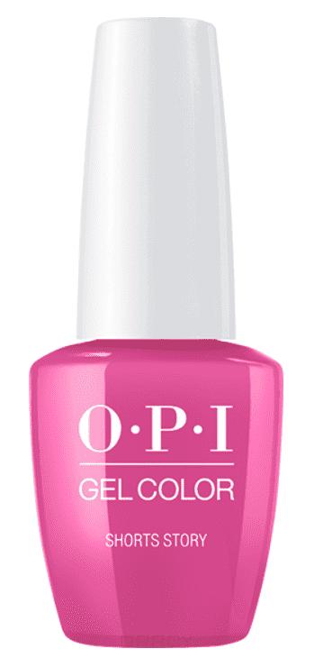 OPI, Гель-лак GelColor, 15 мл (95 цветов) Shorts Story nova гель лак 95