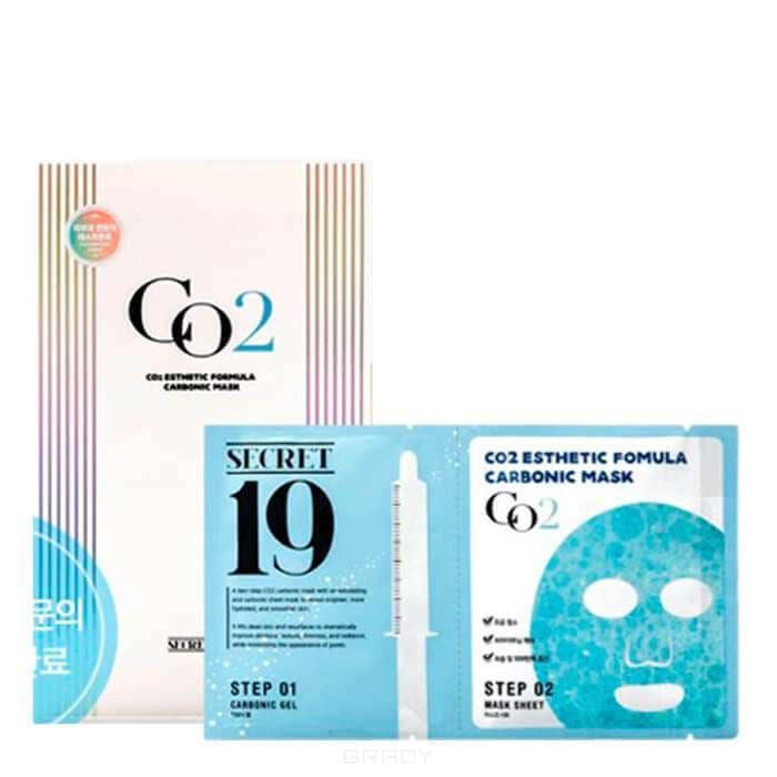 Купить Esthetic House, Маска-активатор для карбокситерапии CO2 Esthetic Formular Carboxy Mask Sheet