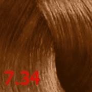 Купить Revlon, Перманентный краситель без аммиака Revlonissimo Color Sublime, 75 мл (51 оттенок) 7.34 блондин золотисто-медный