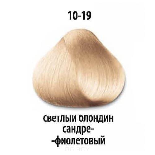 Constant Delight, Стойкая крем-краска для волос Delight Trionfo (63 оттенка), 60 мл 10-19 Светлый блондин сандре фиолетовыйОкрашивание<br>Краска для волос Constant Delight Trionfo - это уникальное средство, способное придать волосам здоровый вид и блеск.<br>  <br>Крем-краска Трионфо от Констант Делайт наосится на невымытые сухие волосы. Выдерживается средство на волосах до 45 минут. <br> Constan...<br>