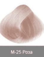 Nirvel, Тонирующий краситель Blond-U, 60 мл (7 оттенков) М-25 Роза (тонер) 2pcs godox sl100y 3300k video continuous light 60x90cm softbox light stand photo studio equipment kit yellow version