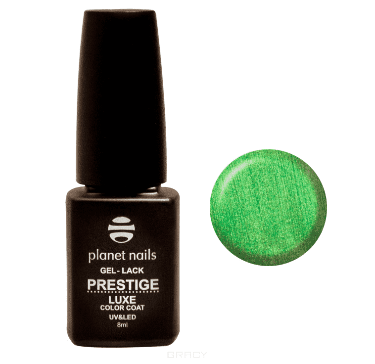 Planet Nails, Гель-лак Prestige Luxe, 8 мл (9 оттенков) 305 planet nails гель лак prestige luxe 8 мл 9 оттенков 307 8 мл