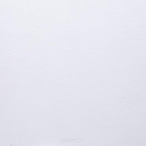 Имидж Мастер, Зеркало для парикмахерской Дуэт II (двустороннее) (25 цветов) Белый имидж мастер зеркало для парикмахерской галери ii двухстороннее 25 цветов белый глянец