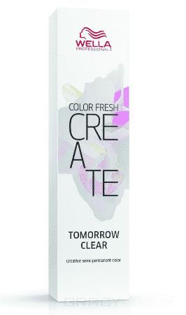 Фото - Wella, Оттеночная краска для ярких акцентов Color Fresh Create, 60 мл (13 оттенков) Прозрачное завтра TOMORROW CLEAR оттеночная краска для ярких акцентов color fresh create 60 мл 13 оттенков