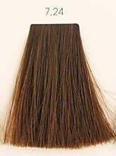 LOreal Professionnel, Краска для волос INOA (Иноа), 60 мл (96 оттенков) 7.24 блондин перламутровый медныйОкрашивание<br><br>