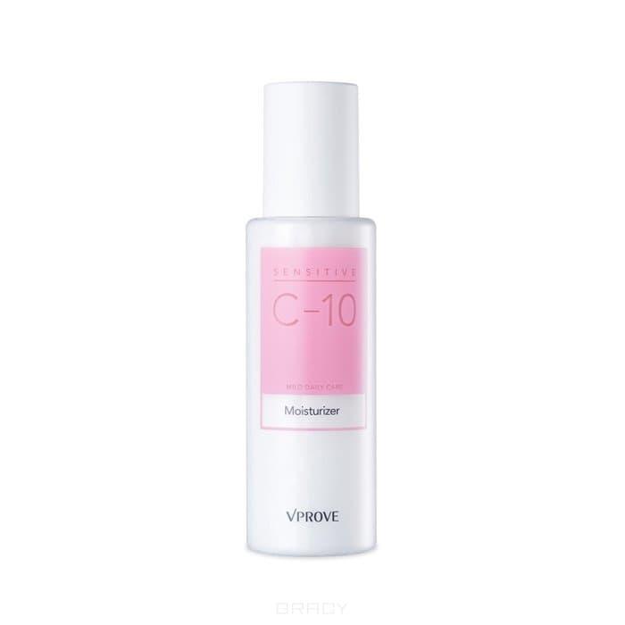 Vprove, Мягкий тонер для чувствительной кожи  Сенситив-10 Sensitive C-10 Mild Daily Care Moisturizer, 100 мл ампула для чувствительной кожи лица vprove sensitive h 7 moist daily care ampoule