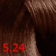 Revlon, Перманентный краситель без аммиака Revlonissimo Color Sublime, 75 мл (51 оттенок) 5.24 светло-коричневый перламутрово-медный revlon перманентный краситель без аммиака revlonissimo color sublime 75 мл 51 оттенок 5 светло коричневый