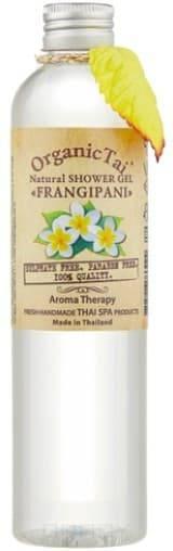 Купить Organic Tai, Гель для душа Natural Shower Gel Frangipani , 260 мл