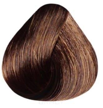 Купить Estel, De Luxe Крем-краска для волос Базовые оттенки Эстель Cream, 60 мл (151 оттенок) 7/47 Русый медно-коричневый