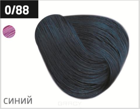 Купить OLLIN Professional, Перманентная стойкая крем-краска с комплексом Vibra Riche Ollin Performance (120 оттенков) 0/88 синий