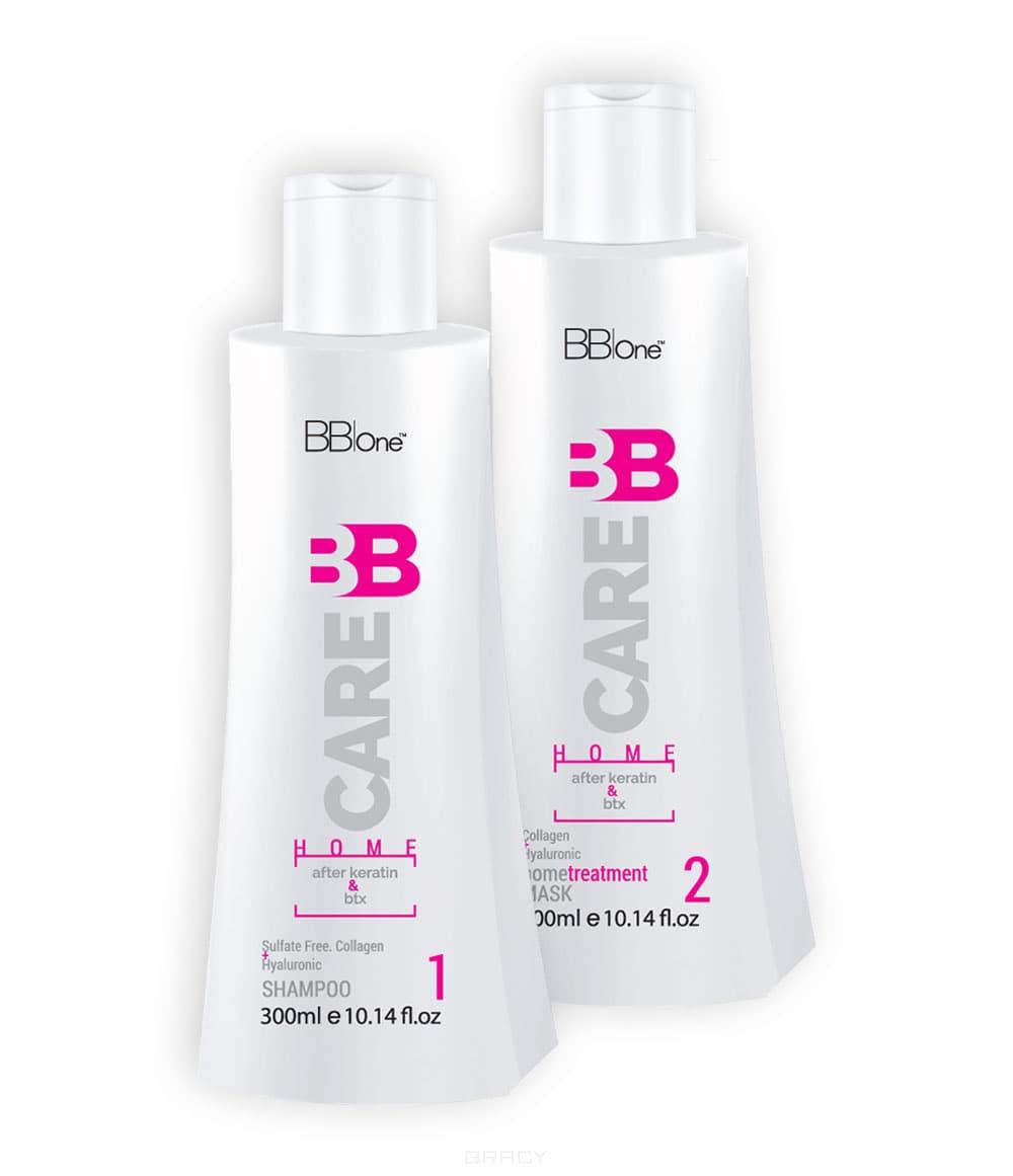 BB One, Набор BB Care BBOne для усиления и продления эффекта салонных процедур, 500/500 мл bb one рабочая тетрадь bb one
