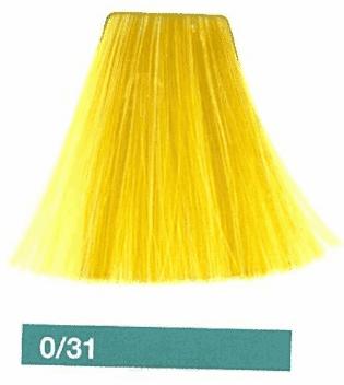 Lakme, Корректирующая крем-краска для волос Collagemix, 60 мл (9 оттенков) 0/31 Желтый холодный микстон цена