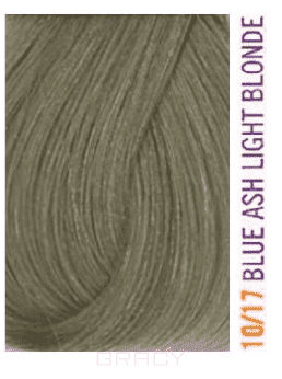 Купить Lakme, Крем-краска для волос тонирующая Gloss, 60 мл (54 оттенка) 10/17 Белокурый платиновый пепельно-металлический