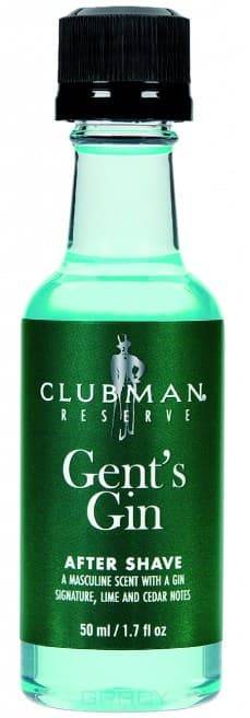 Купить Clubman, Лосьон после бритья After Shave Gent Gin, 50 мл