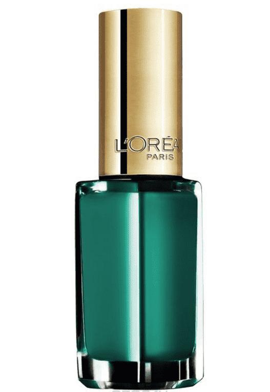 LOreal, Лак для ногтей Color Riche, 5 мл (37 оттенков) 244 Заводной зеленыйЦветные лаки для ногтей<br><br>