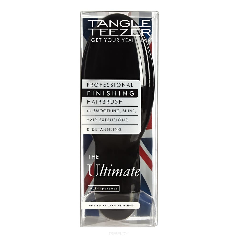 Tangle Teezer, Расческа The Ultimate BlackРасчески и щетки<br><br>
