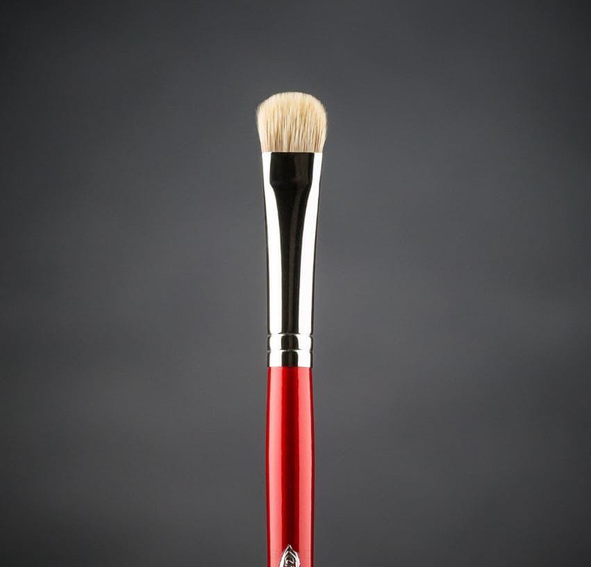 Купить Ludovik, Кисть плоская для нанесения любых текстур, рысь, d 8, 12wc