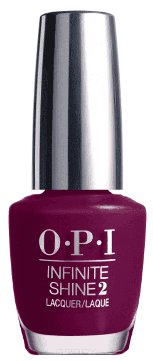 OPI, Лак с преимуществом геля Infinite Shine, 15 мл (28 цветов) Berry On Forever opi infinite shine nail lacquer no stopping me now 15 мл