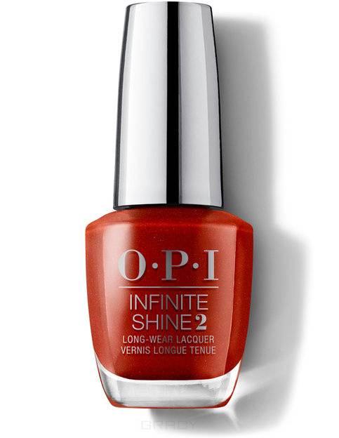 Купить OPI, Лак с преимуществом геля Infinite Shine, 15 мл (208 цветов) Now Museum, Now You Don't / Lisbon
