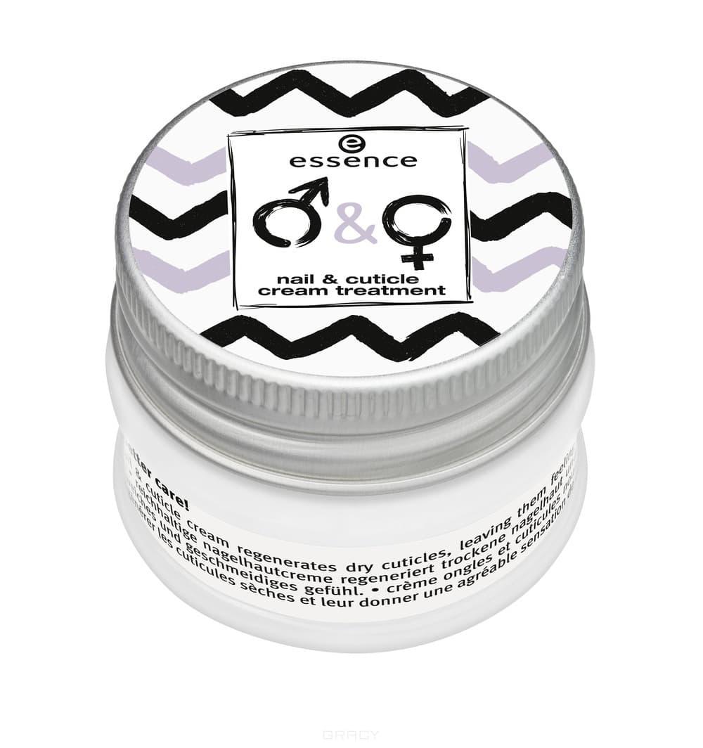 Ухаживающий крем для ногтей и кутикул Boys & Girls Nail & Cuticle Cream Treatment