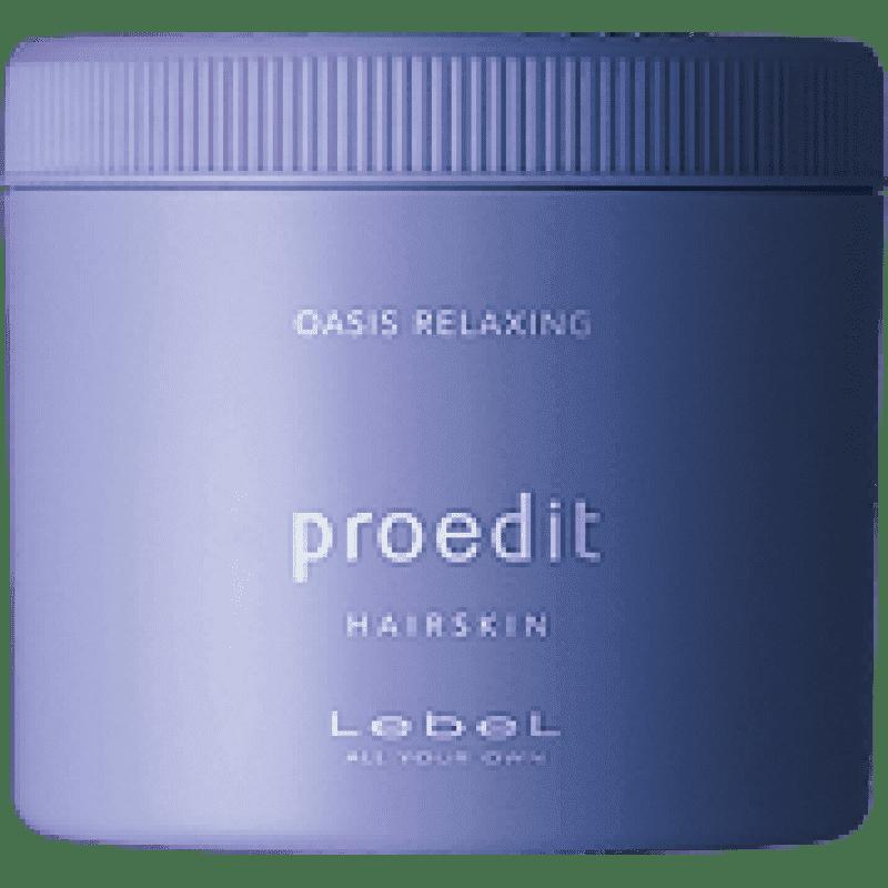 Lebel, Крем для волос Proedit Hairskin Oasis Relaxing, 360 гр.Hair Skin Relaxing - спа-программы для релаксации кожи головы и восстановления волос<br><br>