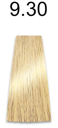 Купить Kaaral, Стойкая безаммиачная крем-краска с гидролизатами шелка Baco Soft Ammonia Free, 60 мл (42 оттенка) 9.30 очень светлый золотистый блондин
