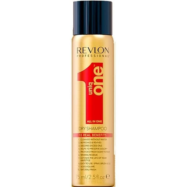 Шампунь сухой UNIQ ONE DRY SHAMPOO, 300 мл chi сухой шампунь take 2dry shampoo kardashian beauty black 159 мл