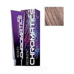 Купить Redken, Chromatics Краска для волос без аммиака Редкен Хроматикс (палитра 67 цветов), 60 мл 8.23/8Ig мерцающий/золотой