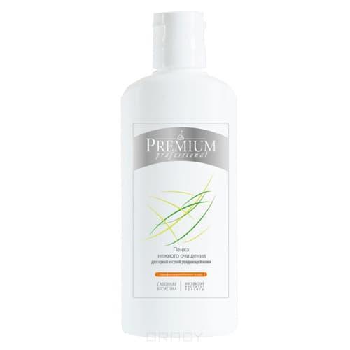 Premium, Пенка нежного очищения для сухой кожи, 170 мл