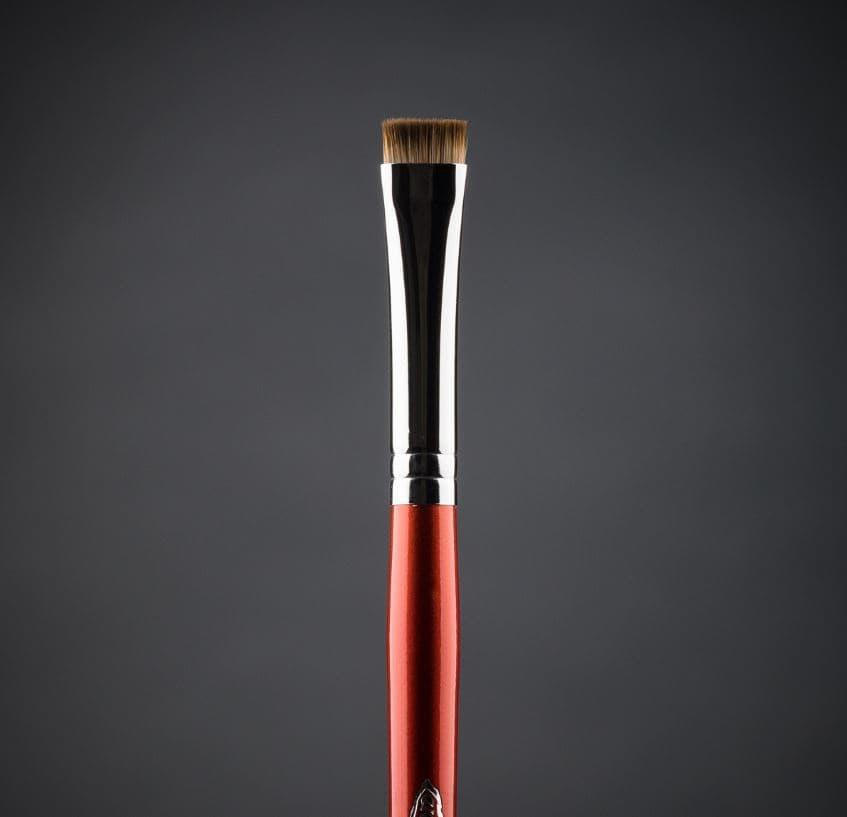 Ludovik, Кисть плоская для нанесения жидких и жирных текстур, синтетика, d 7, 62sc ludovik кисть плоская для нанесения жидких и жирных текстур синтетика d 5 18sc