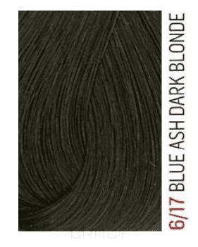 Lakme, Перманентная крем-краска для волос без аммиака Chroma, 60 мл (32 тона) 6/17 Темный блондин пепельный schwarzkopf краситель без аммиака 3 62 темный коричневый шоколадный пепельный essensity permanent colour 60 мл