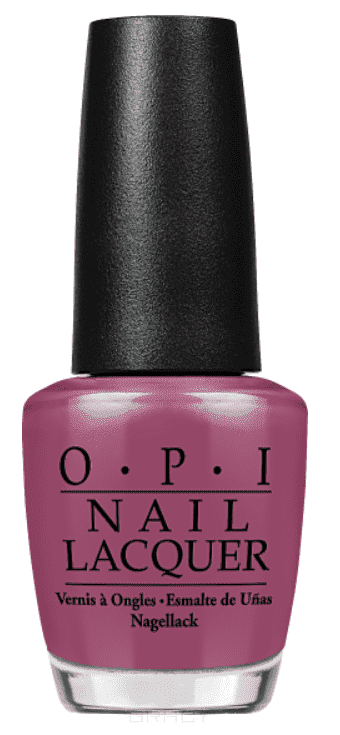 OPI, Лак для ногтей Classic, 15 мл (156 цветов) Just Lanai-Ing Around opi лак для ногтей nail lacquer nutcracker 2018 15 мл 15 цветов toying with trouble