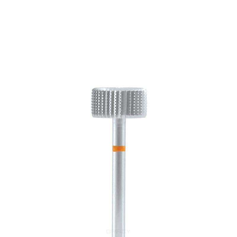 Купить Planet Nails, Фреза для педикюра стальная цилиндрическая 10 мм, 1 шт, 10 мм (136RF.100)