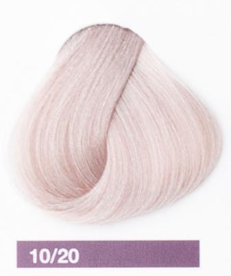 Купить Lakme, Перманентная крем-краска для волос без аммиака Chroma, 60 мл (54 тона) 10/20 Очень светлый блондин фиолетовый