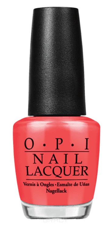 OPI, Лак для ногтей Classic, 15 мл (106 цветов) Toucan Do Itif You Try opi лак для ногтей you re so vain illa coca cola 15мл