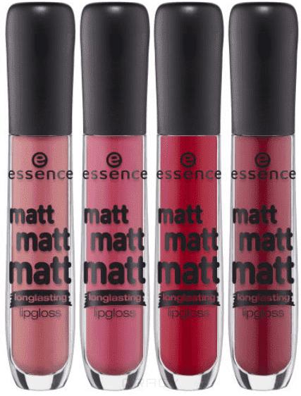 Матовый блеск для губ Matt Matt Matt Lipgloss (8 тонов) ботинки matt nawill matt nawill ma085amwds64 page 3