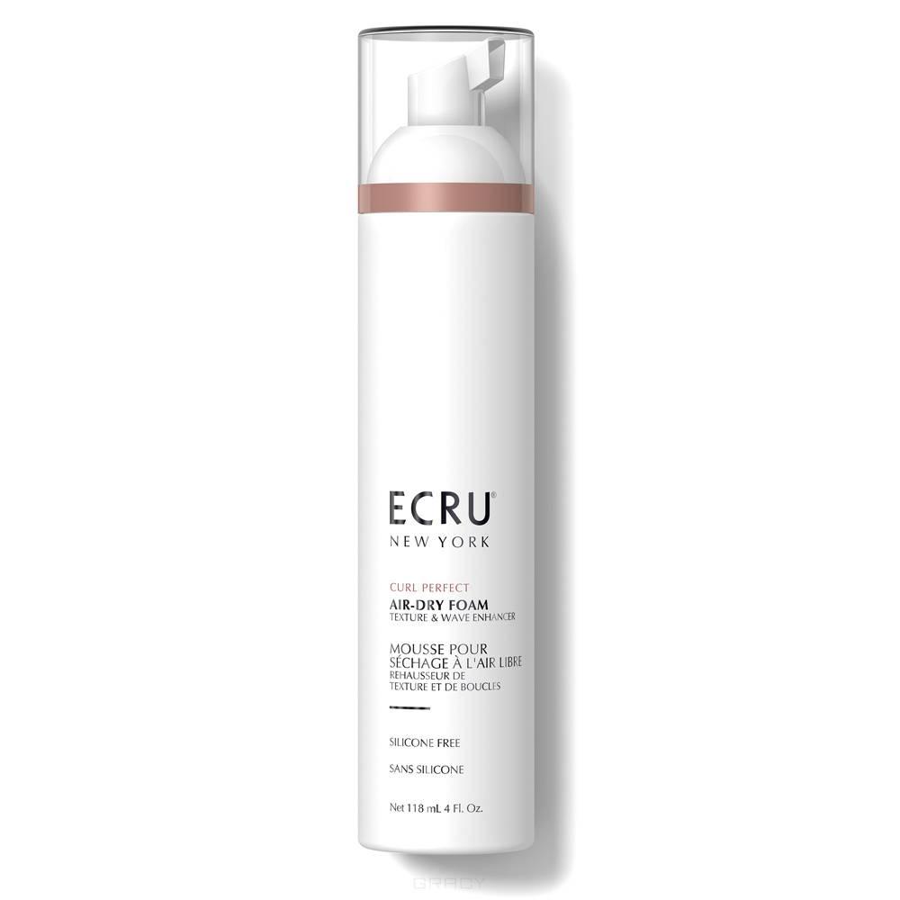 Купить Ecru, Мусс для укладки без фена Air-Dry Foam, 118 мл