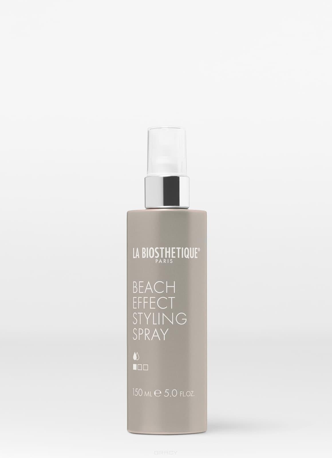 цена на La Biosthetique, Стайлинг-спрей с термозащитой для создания пляжного стиля Style Beach Effect Styling Spray, 150 мл