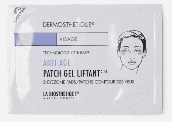 Клеточно-активный гидрогель для кожи вокруг глаз Dermosthetique Anti-Age Patch Gel Liftant mediheal essense gel eyefill patch гидрогелевая маска для кожи вокруг глаз c n m f 1 пара