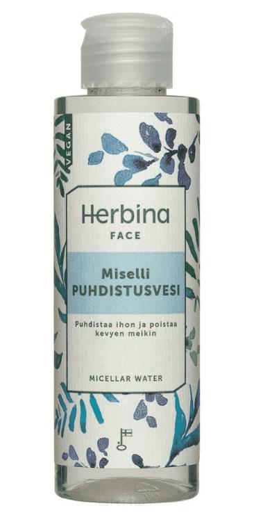Купить Herbina, Мицeллярная вода для лица, 150 мл