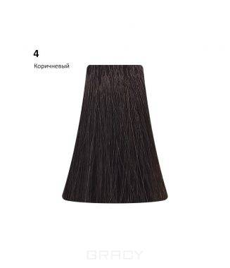 Купить BB One, Перманентная крем-краска Picasso Colour Range без аммиака (76 оттенков) 4 Brown/Коричневый