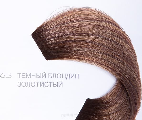 LOreal Professionnel, Краска для волос Dia Light, 50 мл (34 оттенка) 6.3 тёмный блондин золотистыйОкрашивание: Majirel, Luo Color, Cool Cover, Dia Light, Dia Richesse, INOA и др.<br><br>