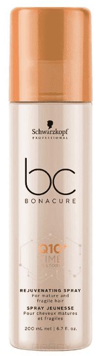 Schwarzkopf Professional, Уплотняющий Спрей-Кондиционер BC Q10 Time Restore, 200 мл  - Купить
