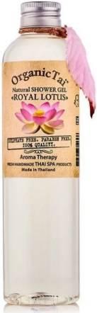 Купить Organic Tai, Гель для душа Natural Shower Gel Royal Lotus , 260 мл