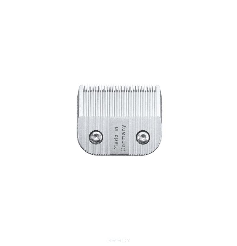 Ножевой блок 1245-7310, 1/10 мм, стандарт А5Нож Moser 1245-7310 предназначен для машинки Moser 1245, высота среза 0.1 мм.<br>