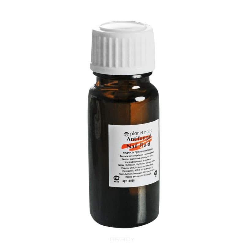 Planet Nails, Жидкость противогрибков Antifungal Nail Fluid, 11 млЖидкости для ногтей<br><br>