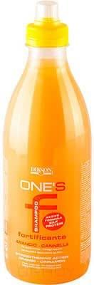 Dikson, Укрепляющий шампунь с протеинами риса One's Shampoo Fortificante, 1 л dikson укрепляющий шампунь с гидрализованными протеинами риса для нормальных волос 1000 мл